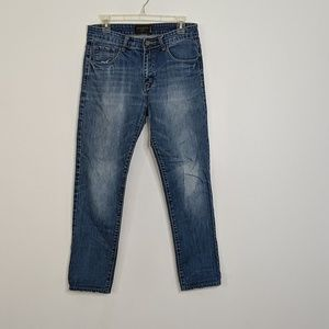 DOLCE AND GABBANA SKINNY FIT JEANS